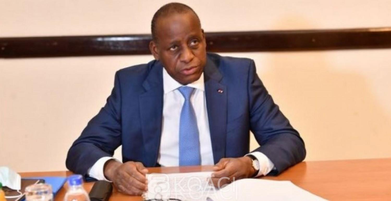 Côte d'Ivoire : Primature, les membres du gouvernement rassurent Hamed Bakayoko de leur bonne collaboration pour accomplir sa mission