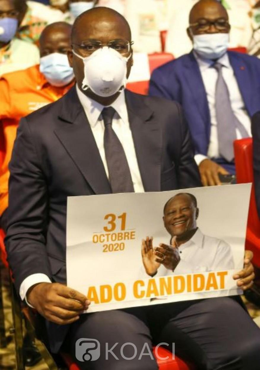 Côte d'Ivoire : Affaire de troisième mandat, Sidi Touré : « L'élection du 31 octobre sera le premier mandat du président Ouattara »