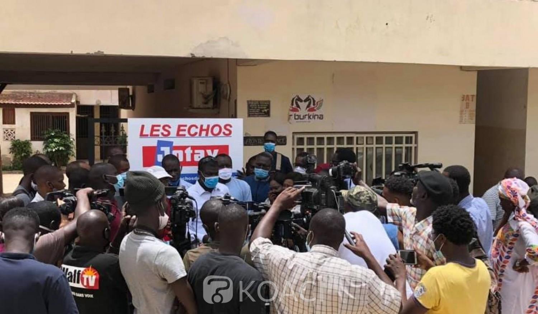 Sénégal : Saccage du siège du journal «Les Echos», les sept suspects arrêtés assument totalement la «barbarie»