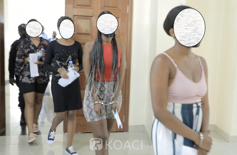 Rwanda : Accusées d'avoir publié des photos « nues », quatre femmes arrêtées et exposées