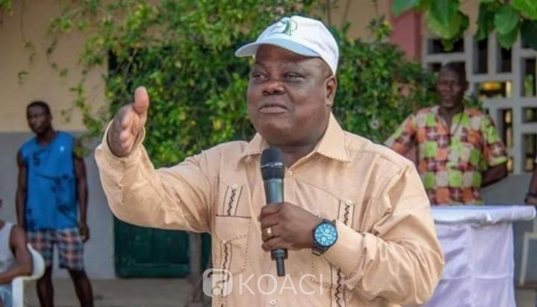 Côte d'Ivoire : CROU, après sa nomination au secrétariat général de l'UDPCI, Blé Guirao remplacé par Déli Mamadou