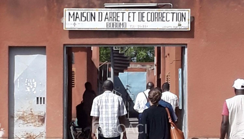 Burkina Faso : le directeur de la prison de Ziniaré arrêté pour rackets sur des détenus