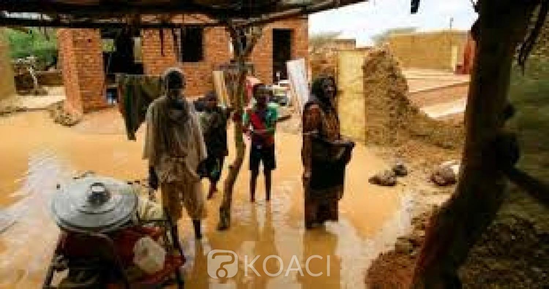 Soudan : 10 morts au moins et 3300 maisons détruites à la suite de fortes pluies