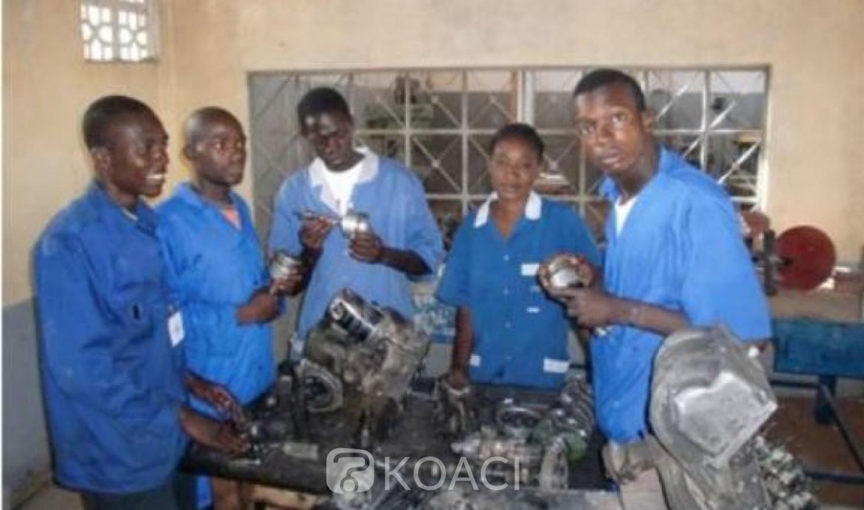 Côte d'Ivoire : Concours d'entrée dans les établissements publics de la formation professionnelle, 10.000 places disponibles