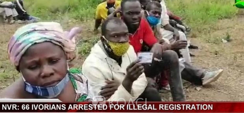 Ghana :  Recensement électoral, 66 ivoiriens arrêtés, le NDC assigne Akufo-Addo à l'ONU