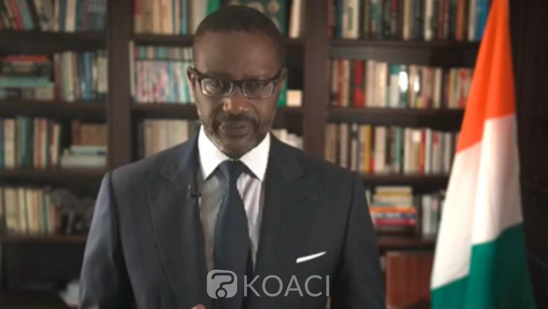 Côte d'Ivoire : Tidjane Thiam se positionne, l'alternative à Bedié au PDCI?