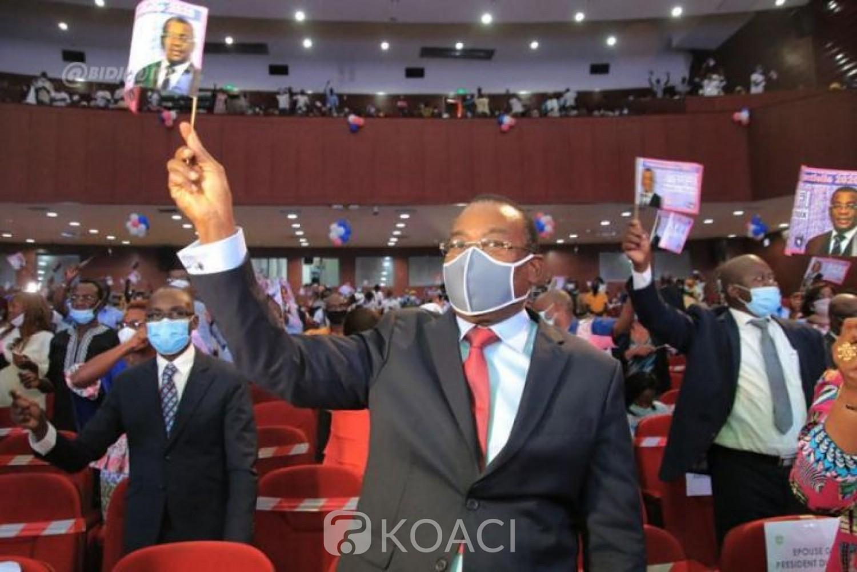 Côte d'Ivoire : 3ème mandat de Ouattara, pour Affi, cette candidature déshonore le chef de l'État