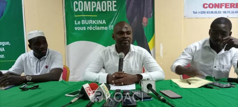 Burkina Faso : Une manifestation pour le retour de Blaise Compaoré interdite