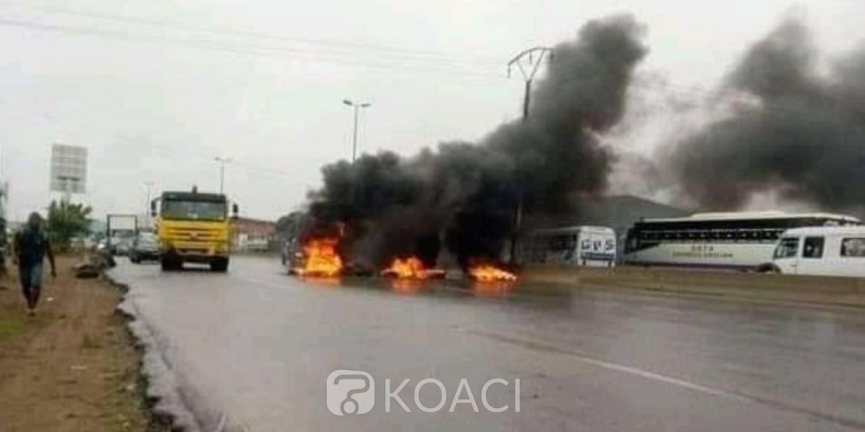 Côte d'Ivoire : Après les tentatives avortées à Abidjan, plan pour bloquer l'accès à la capitale économique en cours d'organisation ?