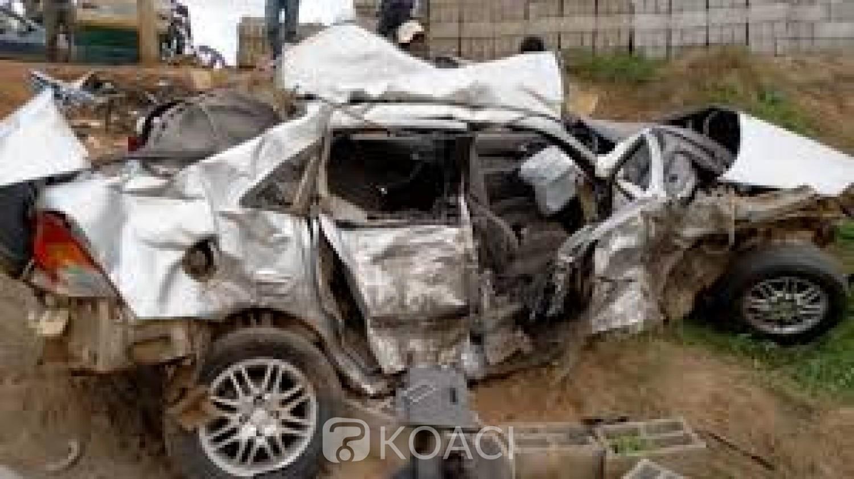 Cameroun : Au moins 10 morts et 58 blessés dans un grave accident de la route à l'ouest du pays