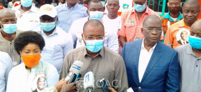 Côte d'Ivoire : Sidi Touré depuis Sakassou, « je vous assure que le premier tour est à notre portée »