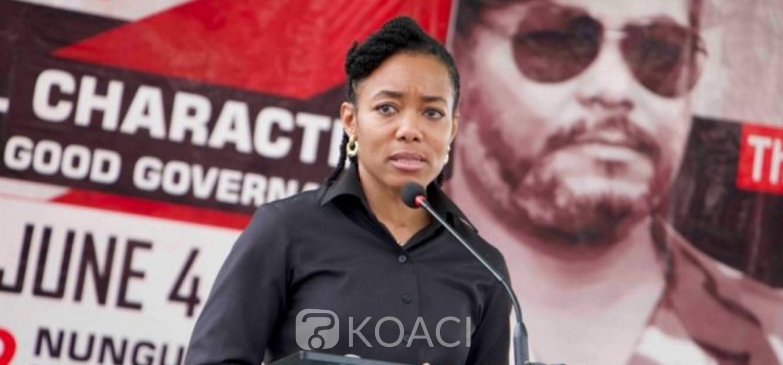 Ghana :  Le député Zanetor Rawlings hors influence parentale