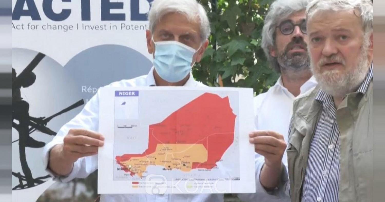 Niger : Plainte à Paris de l'ONG Acted après l'assassinat de six humanitaires français