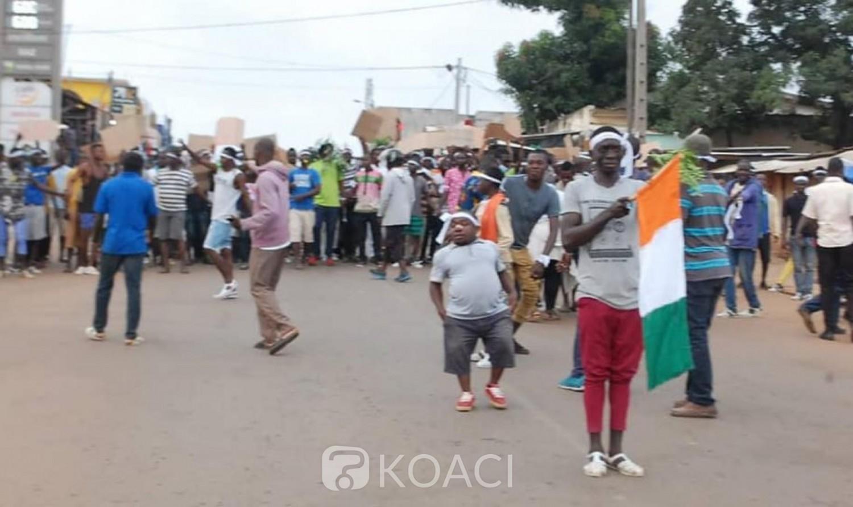 Côte d'Ivoire : Echec de la médiation, manifestation à Daoukro