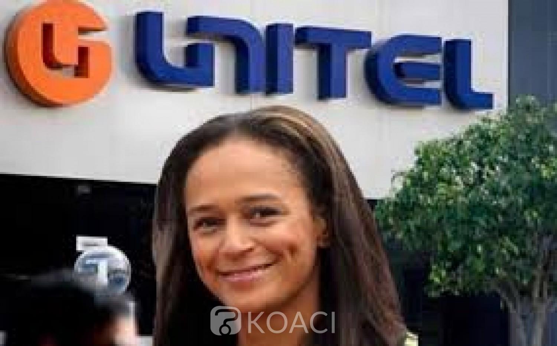 Angola : Isabel dos Santos annonce son départ du conseil d'administration d'UNITEL