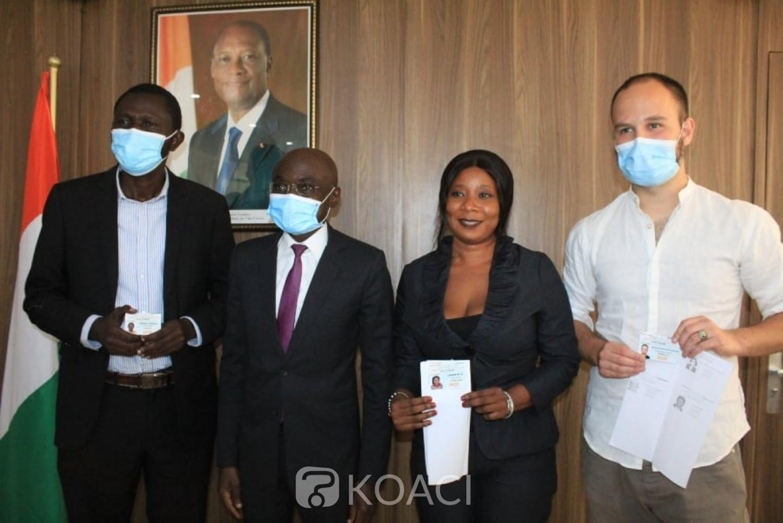 Côte d'Ivoire :  Présence de la presse étrangère à Abidjan, 137 correspondants accrédités en 2020