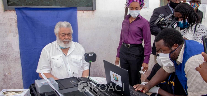 Ghana :  Présidentielle 2020, nombre d'électeurs devant décider du sort des candidats