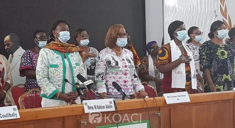 Côte d'Ivoire : Les femmes de l'opposition demandent à toutes leurs militantes de rejoindre la marche de ce jeudi