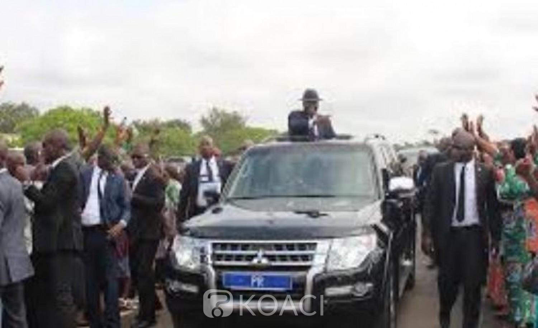 Côte d'Ivoire : Avant la présidentielle, le Président de la République effectuera une dernière visite d'Etat dans la Marahoué