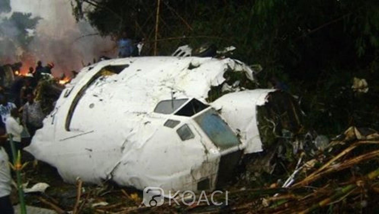 RDC : Une avionnette s'écrase avec ses quatre occupants à bord dans l'est