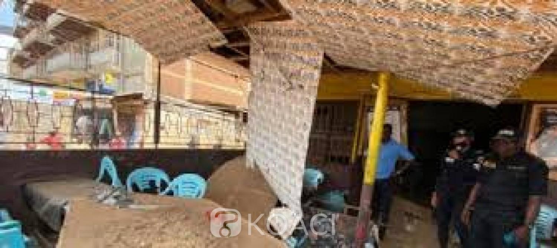 Cameroun : Yaoundé, explosion d'une bombe artisanale dans un quartier populaire