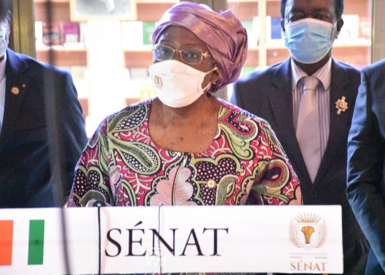 Côte d'Ivoire : 19 lois adoptées à la majorité en plénière par les sénateurs dont «le régime financier des collectivités territoriales et le nouveau code d'urbanisme »