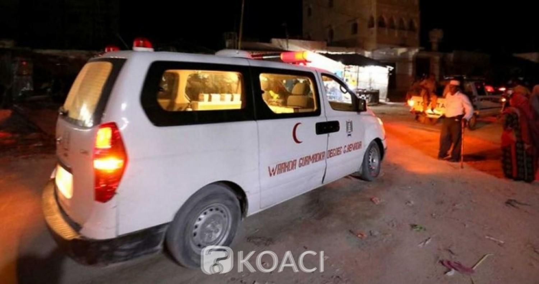 Somalie : Une attaque revendiquée par Al Shabab fait cinq morts au moins à Mogadiscio