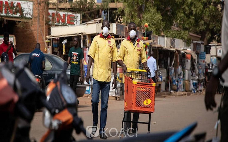 Burkina Faso : Coronavirus, un nouveau décès porte le nombre de morts à 55