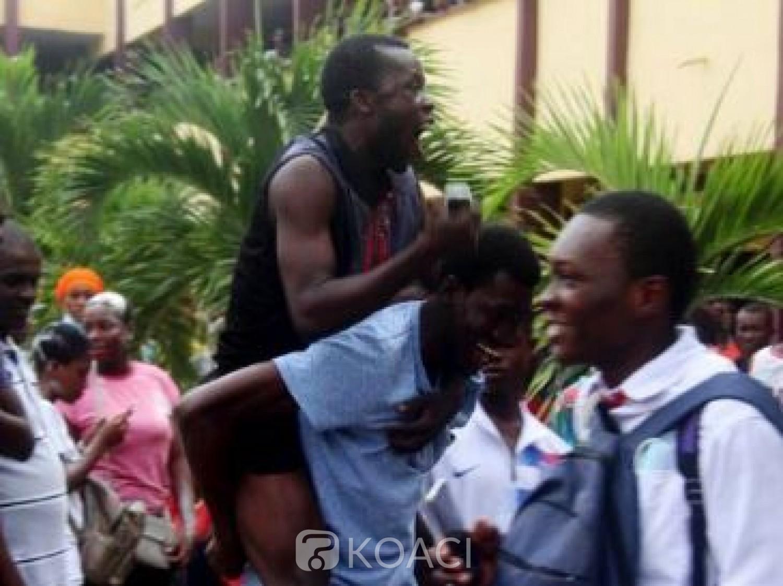 Côte d'Ivoire : Baccalauréat session 2020, les cas de fraude découverts seront transmis à la Commission   Nationale de Discipline
