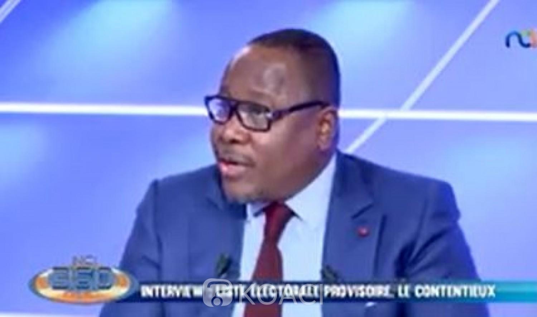 Côte d'Ivoire : Centenaires révélés sur la liste électorale, Coulibaly Kuibiert : « La CEI a conscience qu'elle peut se tromper, mais ce n'est pas de la fraude »