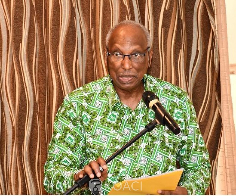 Côte d'Ivoire : Me Cheickna Sylla parle au président Ouattara : « Aucun  sacrifice n'est de trop pour l'intérêt supérieur du pays »
