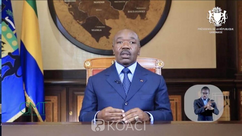 Gabon : 60 ème anniversaire de l'indépendance, Ali Bongo vante ses années de gouvernance
