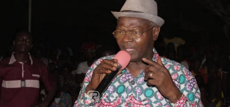 Togo :  Signe de vie pour Agbéyomé