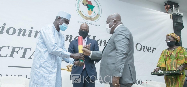 Afrique :  Siège du ZLEC inauguré au Ghana, ambition de la plus grande zone de libre-échange au monde