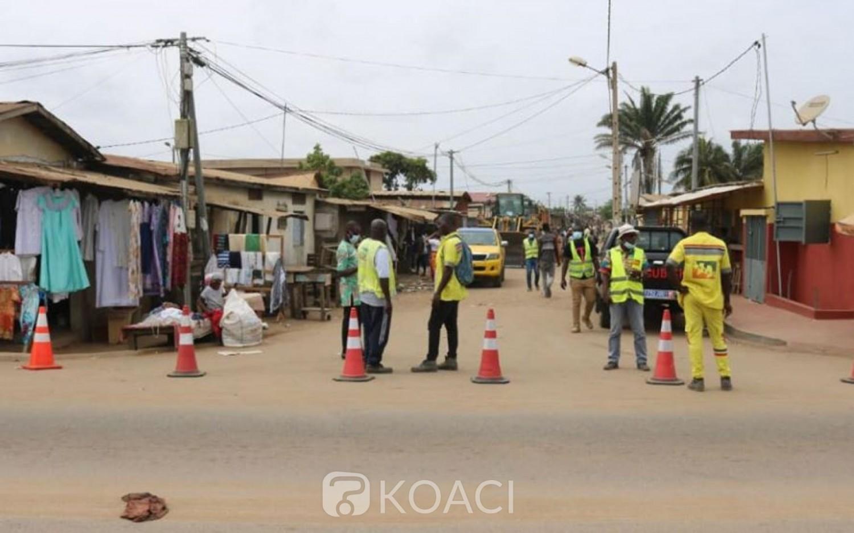Côte d'Ivoire : Infrastructure routière, Grand Bassam bénéficie de 10 kms de bitume
