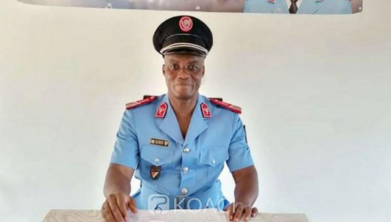 Côte d'Ivoire : Election au Fonds de Prévoyance de la Police Nationale (FPPN), Dr Koffi Brou Jean Claude déclare sa candidature