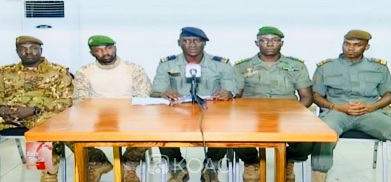 Mali :  Coup d'Etat et démission d'IBK, la CEDEAO dressée contre les militaires du CNSP