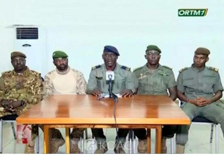 Côte d'Ivoire : En application de la décision de la CEDEAO,  le gouvernement ivoirien annonce la fermeture de sa frontière aérienne et terrestre avec le Mali