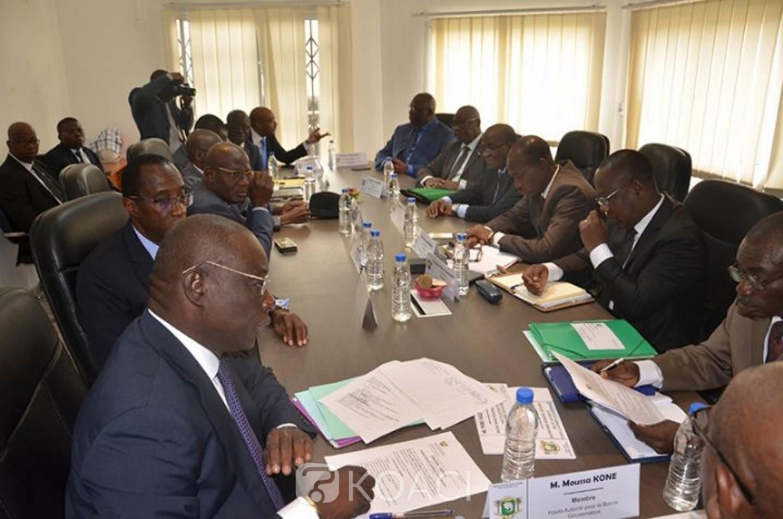 Côte d'Ivoire :  Haute autorité de la bonne gouvernance, nomination d'un nouveau SG en remplacement de Koffi Kablan Marc-Antoine