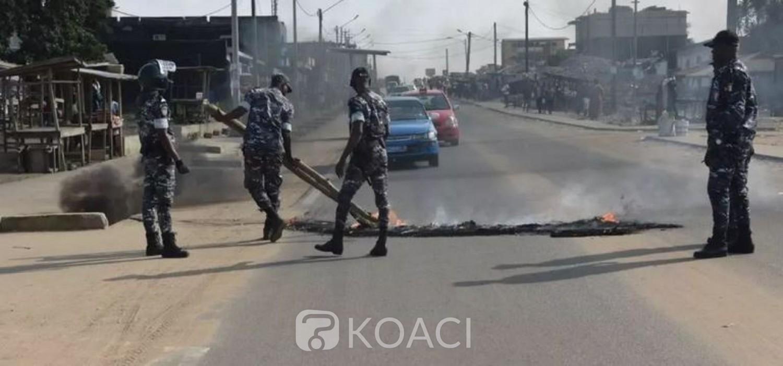 Côte d'Ivoire : Le gouvernement suspend les manifestations sur la voie publique jusqu'au 15 septembre et annonce l'interpellation de 69 personnes lors des marches contre la candidature de Ouattara
