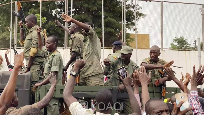 Mali : Coup d'Etat, quatre civils succombent à leurs blessures dans la nuit, selon l'hôpital de Bamako