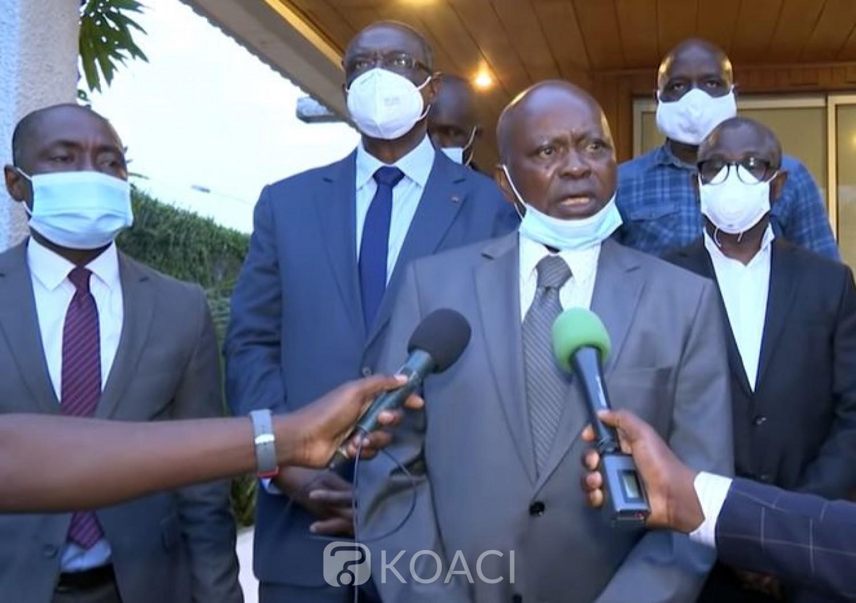 Côte d'Ivoire : De retour au pays après cinq mois d'absence, Anaky invite toute l'opposition à se rassembler autour de Bédié