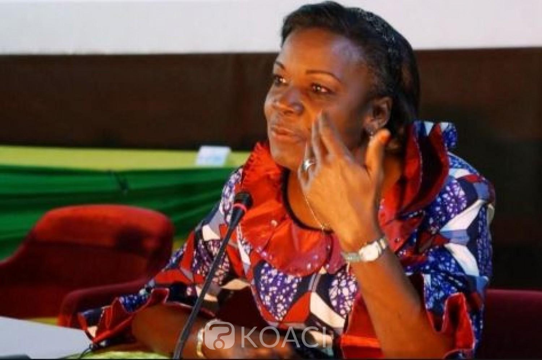 Côte d'Ivoire : Présidentielle 2020, Jacqueline Oble révèle les avantages et l'inconvénient majeur des parrainages