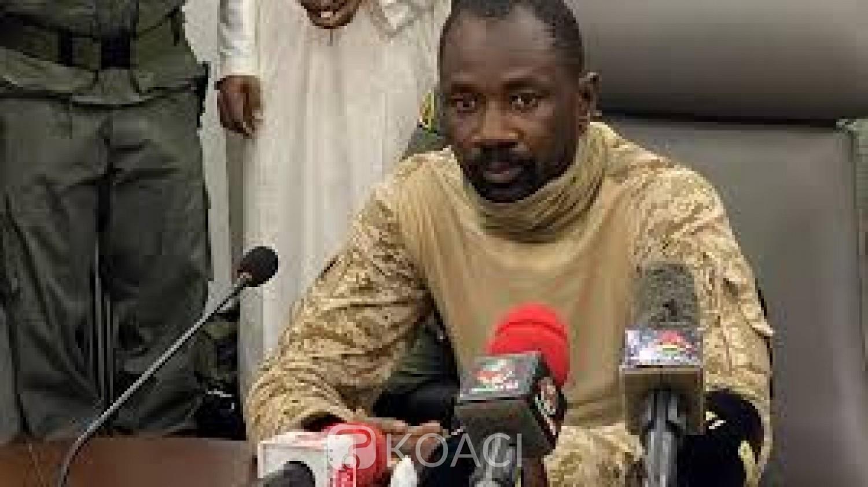 Mali : Après le coup d'Etat, le colonel Assimi Goita s'autoproclame nouvel homme fort