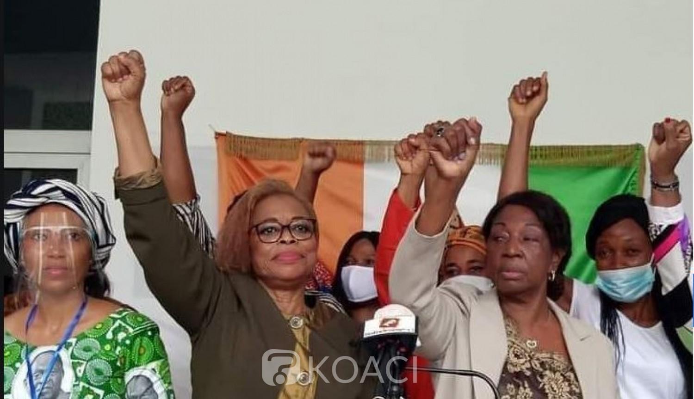 Côte d'Ivoire : Malgré la suspension des manifestations de rue, les femmes de l'opposition maintiennent leur marche du vendredi