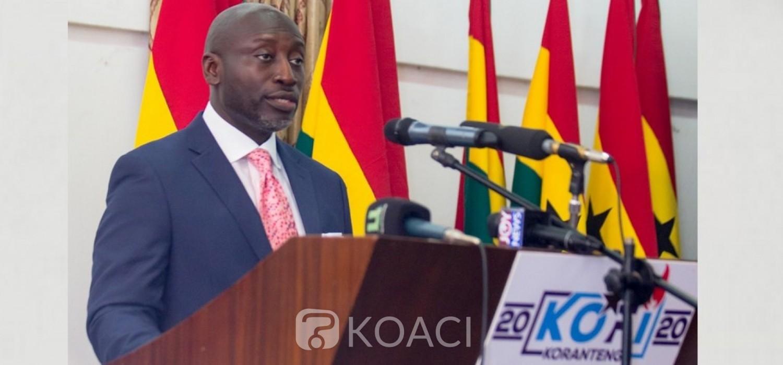 Ghana :  Présidentielle 2020, Kofi Koranteng désigné candidat de la Coalition des indépendants