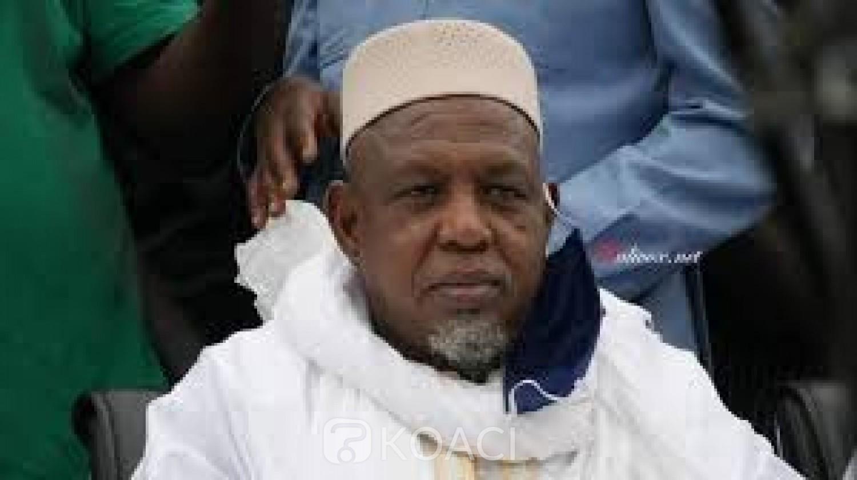 Mali: L'imam Mahmoud Dicko ne veut pas briguer la présidence :« Je resterai imam »