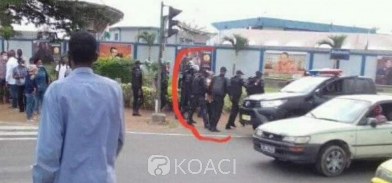 Côte d'Ivoire : Des femmes marchent à Bonoua et Abengourou, une vingtaine empêchée à Cocody