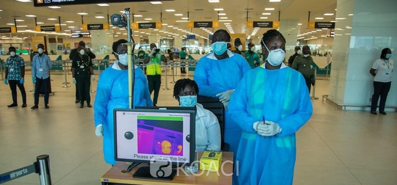 Ghana :  Aéroport, directives pour la reprise des vols