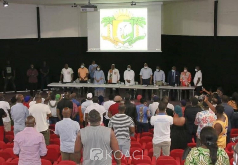 Côte d'Ivoire : RHDP, les militants annoncent une marche à Paris ce samedi pour dire  « oui au 1er mandat de la 3 ème république de Ouattara »